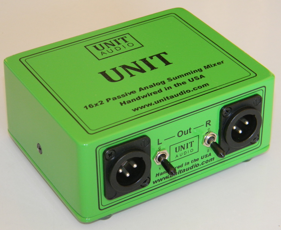 Unit Audio New Unit